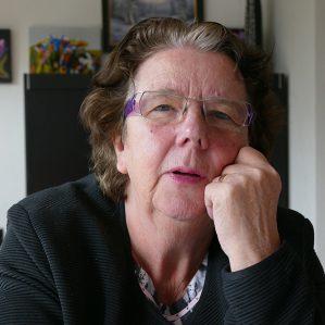 Mevrrouw Laurentzen klant van ErinThuis
